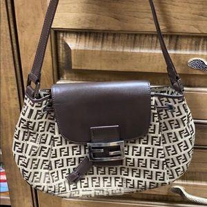 FENDI Zucca purse